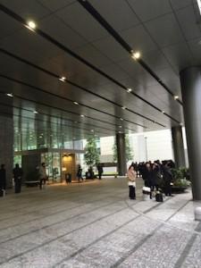 2014入試応援レポート~愛光学園中学 東京入試