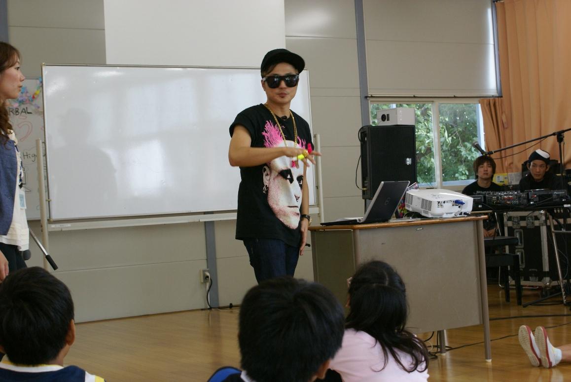 夢の課外授業 2008/9/11 VERBAL(m-flo)